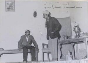 3 5 300x215 - خاطرات صحنه /خاطره ی اول /«زنده یادمحمد ضعیفی»