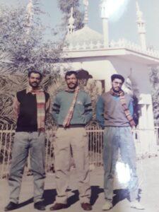 3 6 225x300 - خاطرات صحنه /خاطره ی اول /«زنده یادمحمد ضعیفی»