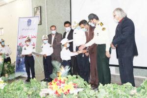 9d6339ef 674a 47c2 a1ce 1afe119fd31c 300x200 - پلیس های خبرساز قدردانی از سه کودک مینابی که با عکس هایشان همیار پلیس شدند