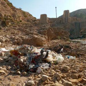 photo 2021 02 01 09 24 09 300x300 - زباله های رها شده گردشگران در آسیاب تاریخی روستای گنو